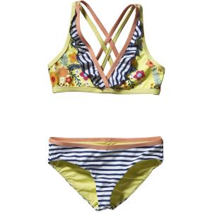 Patagonia Wavy Day Bikini Swimsuit - Girls'