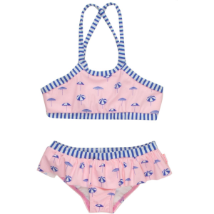 Seafolly Riviera Coast Tankini Swimsuit - Toddler Girls'
