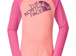 The North Face Dogpatch Rashguard - Long-Sleeve - Girls'