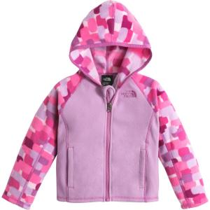The North Face Glacier Fleece Full-Zip Hoodie - Toddler Girls'