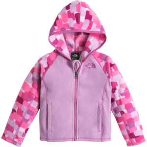 b1b98946c The North Face Glacier Fleece Full-Zip Hoodie – Toddler Girls'