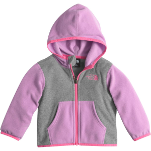 d4a16678f The North Face Glacier Full-Zip Hoodie – Infant Girls  – Montkid