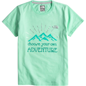 009808b49 The North Face Graphic T-Shirt – Short-Sleeve – Girls'