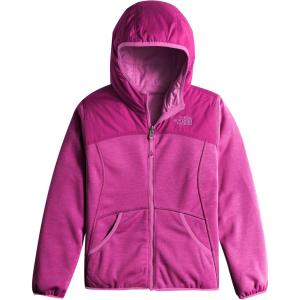 The North Face Haldee Reversible Fleece Hooded Jacket - Girls'