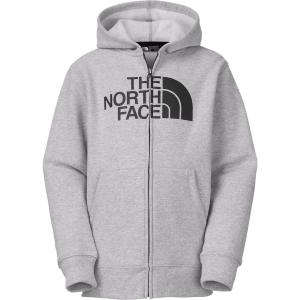 The North Face Logowear Full-Zip Hoodie - Boys'