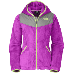 e3f5c86f2 The North Face Oso Hooded Fleece Jacket – Girls'