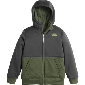 The North Face Reversible Quilted Surgent Full-Zip Hoodie - Boys'