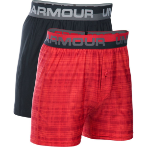 Under Armour O-Series Boxer Short - Boys' - 2-Pack