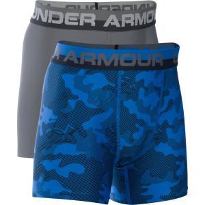 Under Armour Original Series Novelty Boxer Short - 2-Pack - Boys'