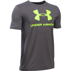 Under Armour Sportstyle Logo T-Shirt - Boys'