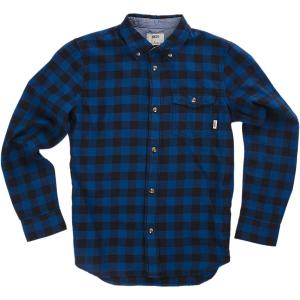 Vans Eckleson Shirt - Long-Sleeve - Boys'