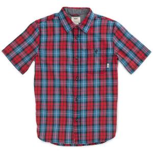Vans Sherborn Shirt - Short-Sleeve - Boys'