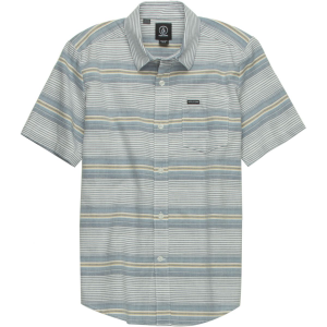 Volcom Alton Chambray Shirt - Short-Sleeve - Boys'