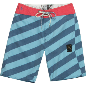 Volcom Stripey Slinger Board Short - Boys'