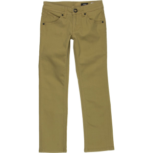 Volcom Vorta 5-Pocket Twill Pant - Boys'